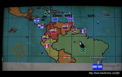 《恶霸鲁尼》地理课答案图解[多图]图片5