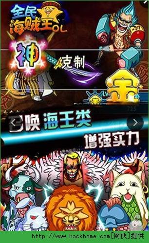 全民海贼王官网iOS版图1:
