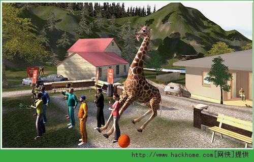 模拟山羊手机官网ios版(Goat Simulator)图1: