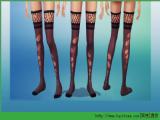 模拟人生4 女性朋克破洞丝袜MOD