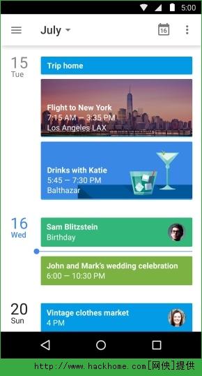 Google谷歌日历苹果ios版图3: