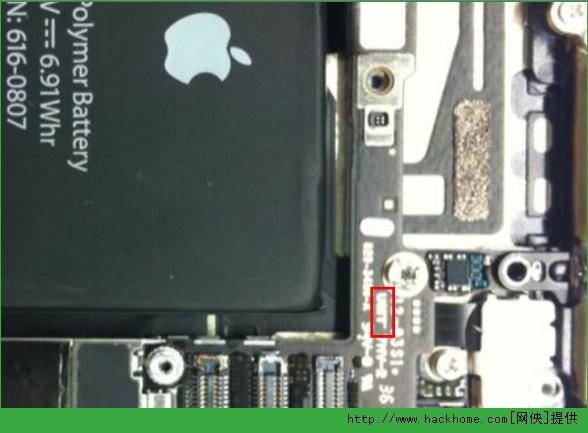 苹果iphone6/Plus红屏、蓝屏故障-错误代码9详细图文教程[多图]图片9