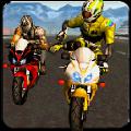 高速摩托车赛