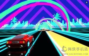 霓虹飙车ios版图1