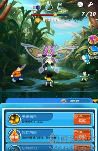 哆啦A梦童话大冒险游戏安卓版图1: