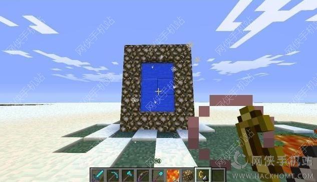 我的世界0.12.3天堂门怎么做 天堂传送门制作教程[图]