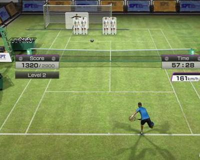 网球手机游戏