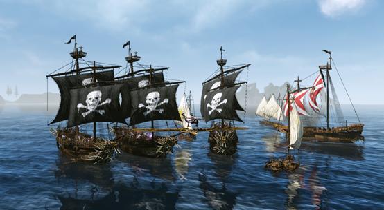 海盗手机游戏