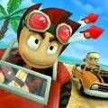 沙滩赛车竞速无限金币钻石内购iOS破解存档(Beach Buggy Racing) v1.0.2 iPhone/iPad版