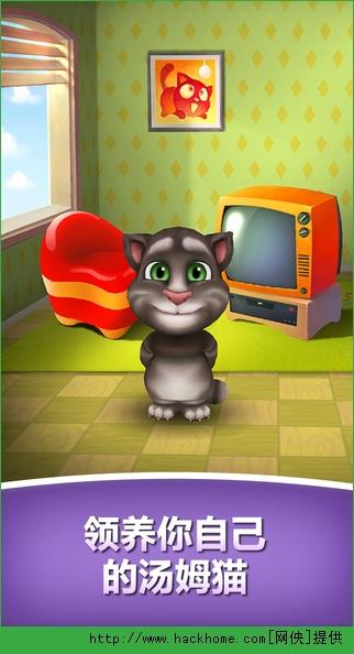 我的汤姆猫喂养版ios版图1: