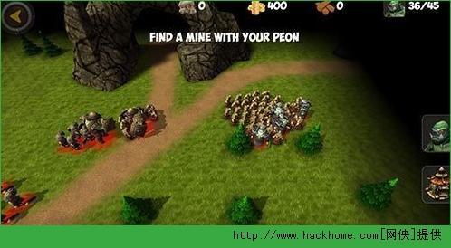 魔兽战争RTS官网IOS版图1: