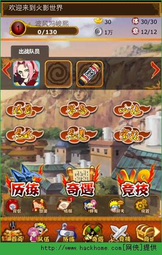 梦想木叶手游官网iOS版图1: