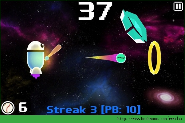 太空棒球游戏官网iOS版(SBACEBALL)图3: