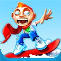 弗雷德滑雪竞速免费版