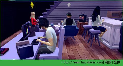 模拟人生4官方网站IOS版图1: