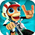 超级猩猩飞车道具免费版内购破解版(Super Nitro Chimp) v1.0
