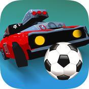 汽车足球射击挑战赛