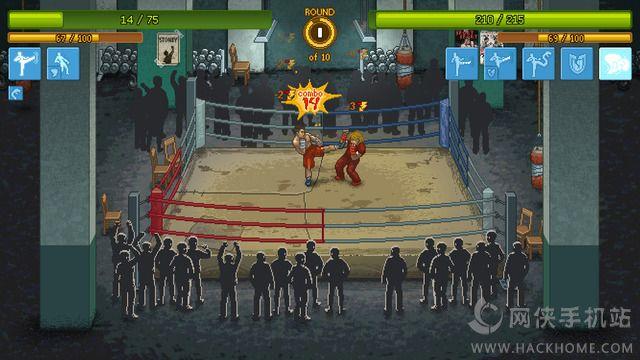 拳击俱乐部无限金币内购破解版(Punch Club)图1: