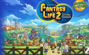 幻想生活2双月与神之村落iOS版图1