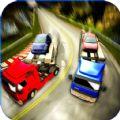 汽车运输卡车赛车
