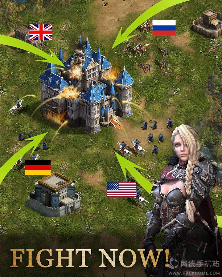 女王的纷争官方iOS版(Clash of Queens)图3: