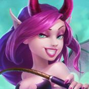 魔法英雄传无限水晶破解版ios存档(Heroes Tactics) v1.6.2