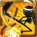 粉碎忍者战斗官方安卓版手机游戏(Stickninja Smash) v1.0.0