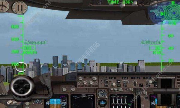 波音飞机飞行模拟游戏安卓版图1: