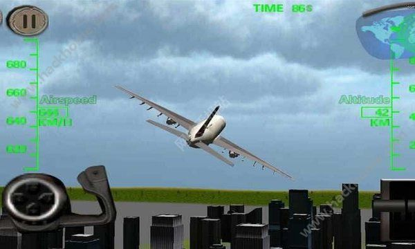 波音飞机飞行模拟游戏安卓版图4: