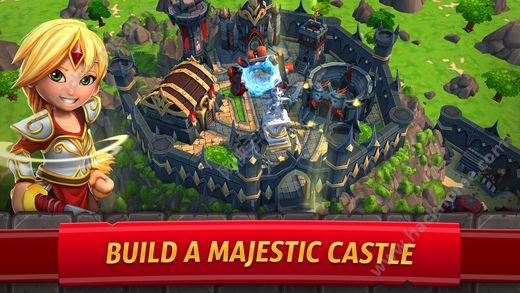 皇家起义2游戏官方网站手机版(Royal Revolt 2)图5: