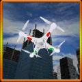 3D无人机模拟游戏