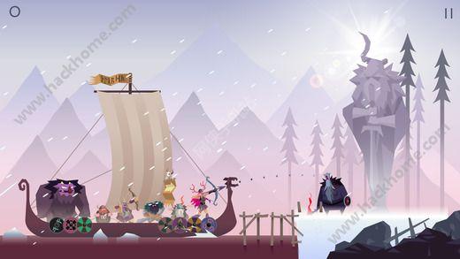 维京人弓箭手之旅游戏手机版(Vikings an Archers Journey)图1: