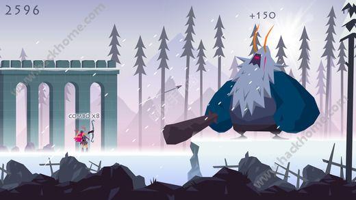 维京人弓箭手之旅游戏手机版(Vikings an Archers Journey)图5: