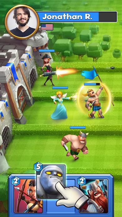 城堡冲击官方网站正版手机游戏(Castle Crush)图5: