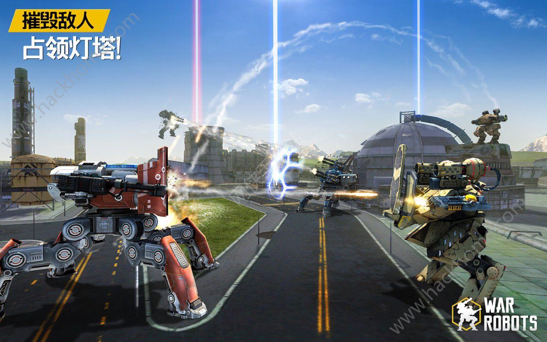 War Robots官网安卓版手机游戏图3: