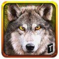 狼族模拟器2017无限金币内购破解版(Wolf Life Simulation 2017) v1.0