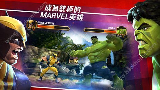 漫威超级争霸战游戏官方手机版下载图1: