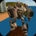 变形机器人英雄2破解版