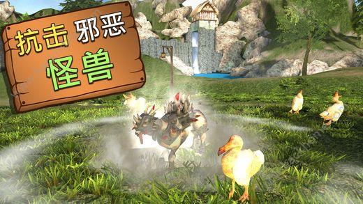 山羊模拟器MMO圣诞官网最新版(Goat Simulator MMO Simulator)图3: