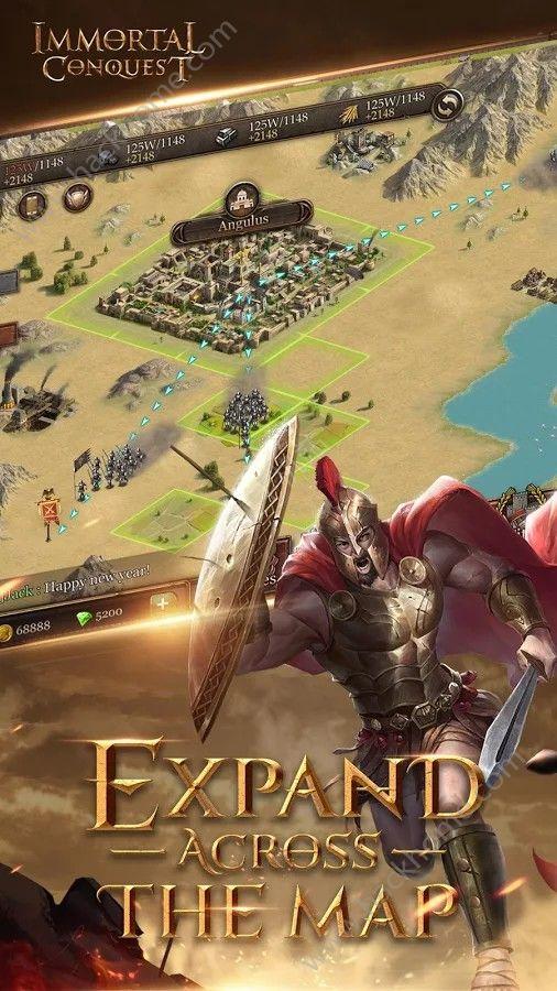 网易游戏不朽征服官方网站唯一正版(Immortal Conquest)图1: