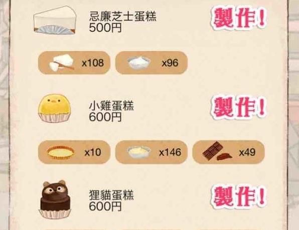 洋果子店rose茶粉和基本粉是什么 面粉类食材汇总[图]
