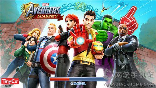 《漫威复仇者学院》评测:英雄们的校园日常