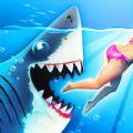 饥饿鲨世界3D无限钻石金币ios破解版存档(Hungry Shark World) v2.2.1