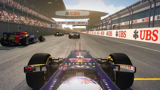 F1真实赛车手游官网安卓版(Real Traffic F1 Racers)图1:
