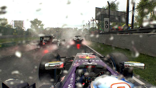 F1真实赛车手游官网安卓版(Real Traffic F1 Racers)图3: