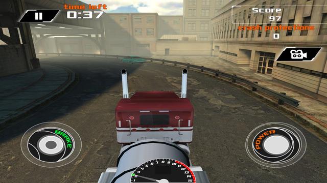 3D卡车漂移官网iOS版图4: