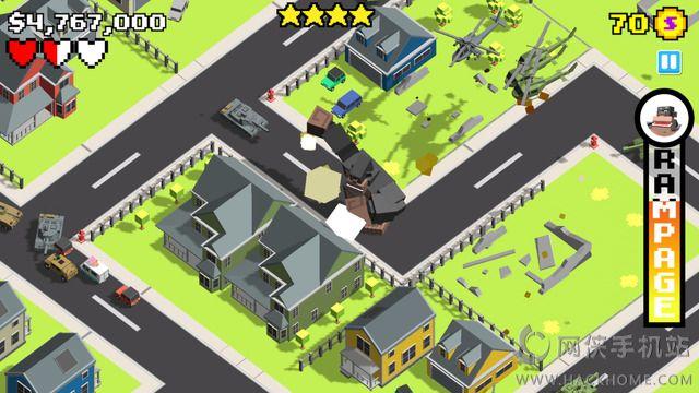 粉粹城市游戏手机版官方下载(Smashy City)图1: