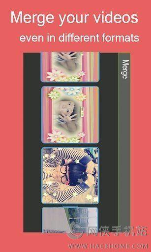 CuteCut剪辑视频下载安卓版app图1: