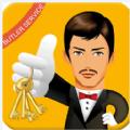 蔡莱酒店管家app下载手机客户端 v1.0