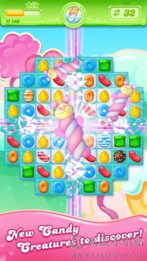 糖果果冻传奇ios图3